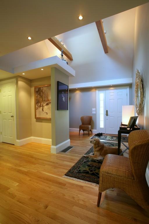Octagon House | Aline Architecture - Cape Cod Architecture
